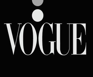 fashion, fashionista, and black print image