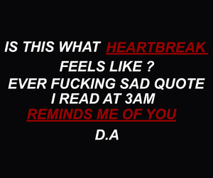 alone, heartbreak, and thoughts image
