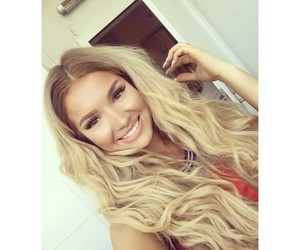 my queen, shirin david, and she's so perfect image