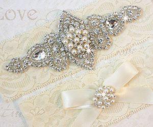 beautiful, bridal, and fashion image