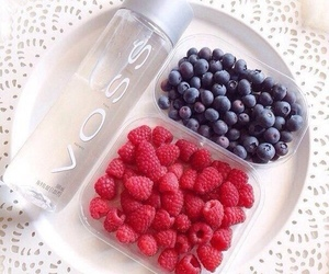 fruit, food, and voss image