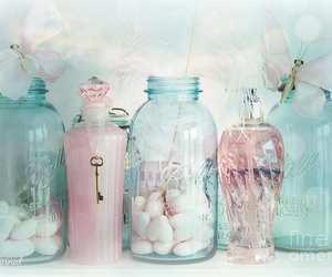 dreamy, pastel, and pink image