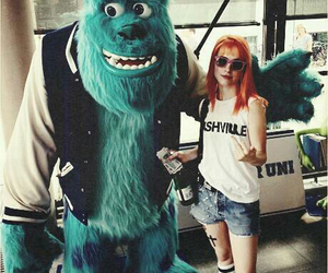paramore, hayley williams, and monster image