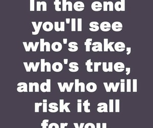 fake, friendship, and quotes image