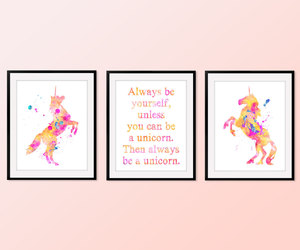 art, girly, and poster image