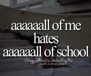 hate and school image