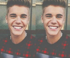 justin bieber and perfect smile image
