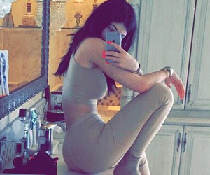 kylie jenner, body, and goals image