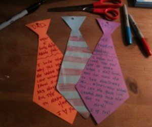 cards, father's day crafts, and ideas for kids 2015 image