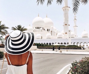 summer, travel, and white image