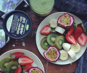 fitness, FRUiTS, and summer image