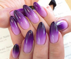 nails and ombre image