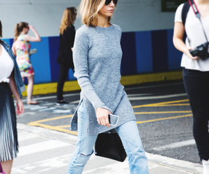 fashion, style, and casual image