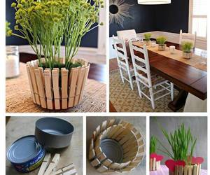 easy make and cute flowerpot image