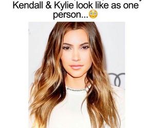 Kendall, kardashian, and kylie jenner image