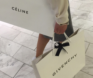 celine, fashion, and Givenchy image