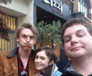 lily collins and jamily image
