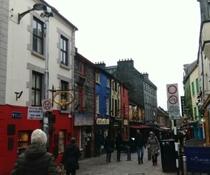 claddagh, galway, and ireland image