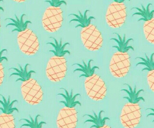 pineapple, fruit, and wallpaper image
