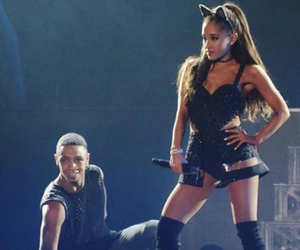 tour, honeymoon, and ariana grande image