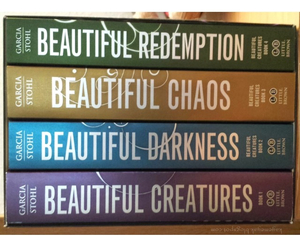 books and beautiful creatures image