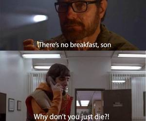 breaking bad, funny, and bryan cranston image
