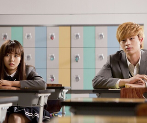 school 2015, kdrama, and kim so hyun image