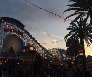 california adventure, paradise, and disneyland image