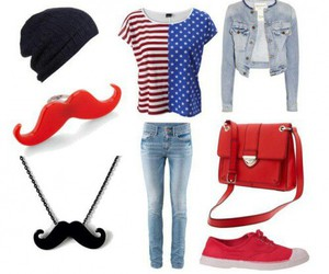 swag and moustache image