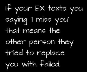 ex, quotes, and text image