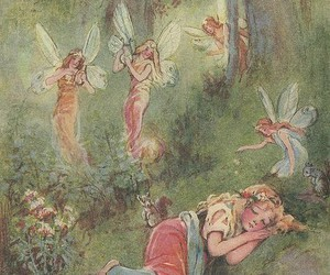 Fairies, mythical, and mystical image
