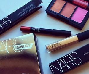 beauty, make up, and nars image