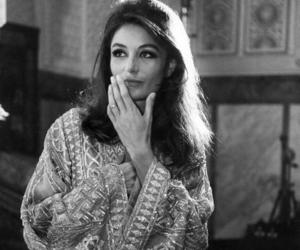 anouk aimee and vintage image