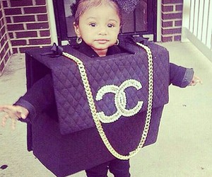 chanel and baby image