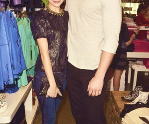 baby daddy, couple, and chelsea kane image