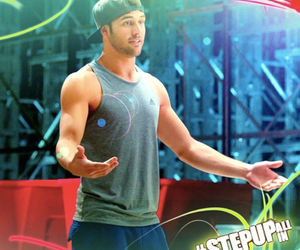 ryan guzman, step up all in, and step up image