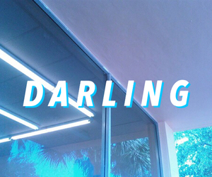 blue, darling, and pale image