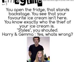 harry styles imagine, imagine harry styles, and imagine one direction image