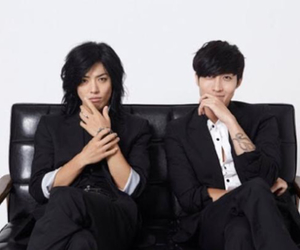 kangnam, m.i.b, and 5zic image