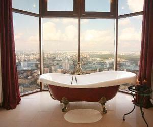 bathroom, classy, and luxury image