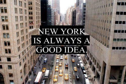 new york, ideas, and love image