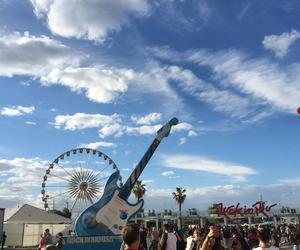 festival, Las Vegas, and music festival image