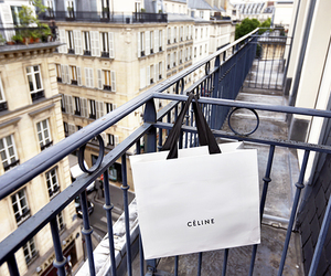 celine, fashion, and city image