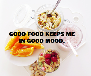 food, healthy, and mood image