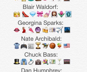 gossip girl, blair waldorf, and chuck image