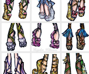 hayden williams, shoes, and princess image