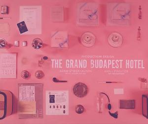 movie, pink, and vintage image