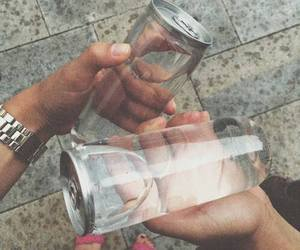 water, drink, and cool image