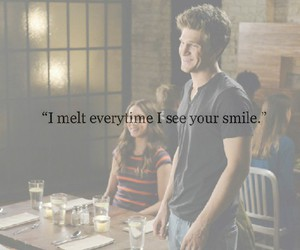 handsome, smile, and toby cavanaugh image