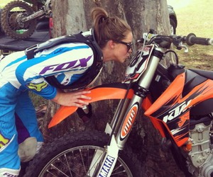 motocross and relationship goals image